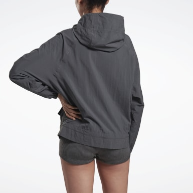 Women Fitness & Training Grey VB Blouson