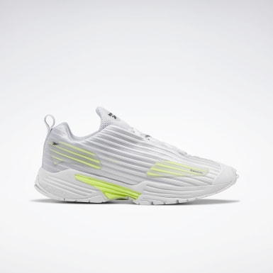 Women Classics White DMX Thrill Shoes