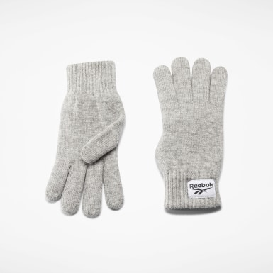 Classics Grey Classics Foundation Label Gloves