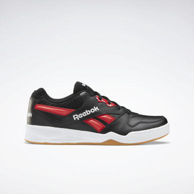 Men Classics Black Reebok Royal BB4500 Low 2 Men's Basketball Shoes