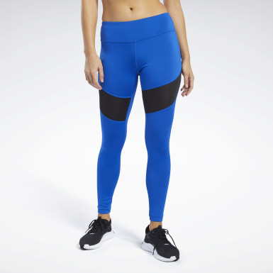 Women Fitness & Training Workout Ready Mesh Tights