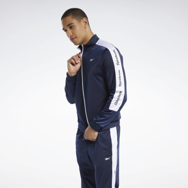 Men Fitness & Training Training Essentials Track Top