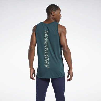 Men Studio Les Mills® Bodycombat® Supremium Graphic Tank Top