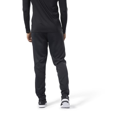 Men Fitness & Training Black Thermowarm Jogger