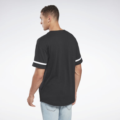 Men Classics Black 235th Barberstreet Classics Baseball Jersey