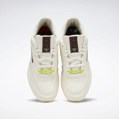 Classics White Hot Ones Club C 85 Shoes