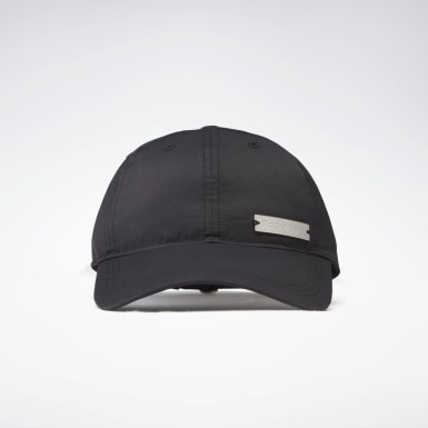 Running Foundation Cap Schwarz