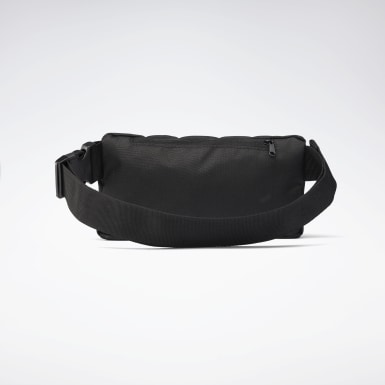 Fitness & Training Workout Ready Waist Bag Schwarz