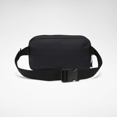 Classics Black Classic Throwback Zippered Waistbag