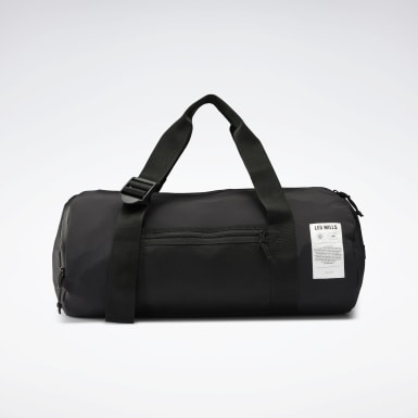 Studio Black LES MILLS® Duffel Bag