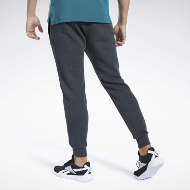 Herr Fitness & Träning Svart Training Essentials Pants