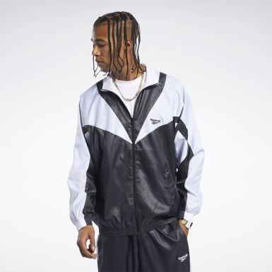 Classics Black Classics Twin Vector Track Jacket