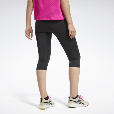 Pantalón pirata Workout Ready Pant Program Negro Mujer Ciclismo