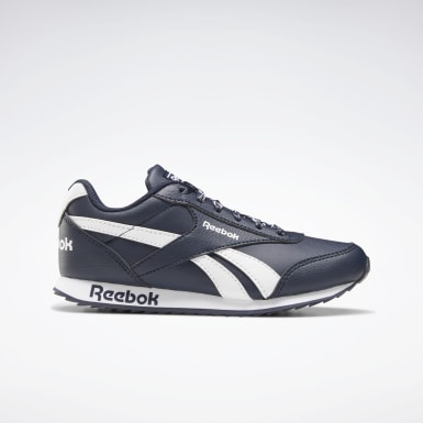 Boys Classics Blue Reebok Royal Classic Jogger 2 Shoes - Preschool