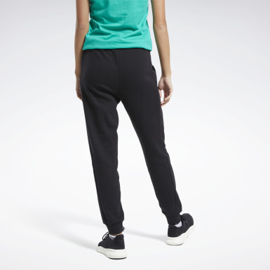 Pantalón Training Essentials Gold Vector Negro Mujer Fitness & Training