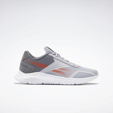 Men Running Grey Reebok EnergyLux 2.0 Shoes