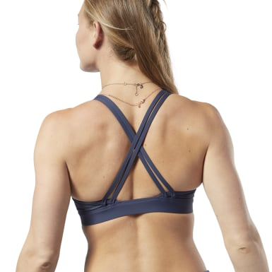 Hero Strappy Padded Bra