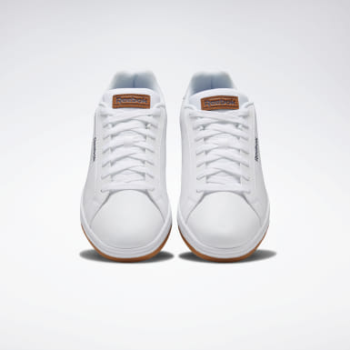 Men Classics White Reebok Royal Complete Clean Shoes