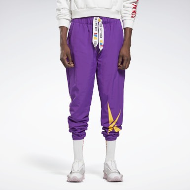 Pantalon Reebok by Pyer Moss Purple Classics