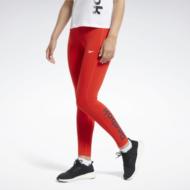 Mallas Training Essentials Linear Logo Mujer Fitness & Training