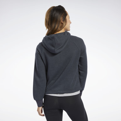 Sweat à capuche avec logo Training Essentials