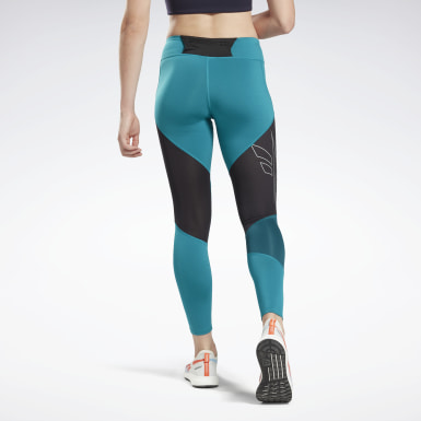Mallas reflectantes One Series Running Logo Mujer Running