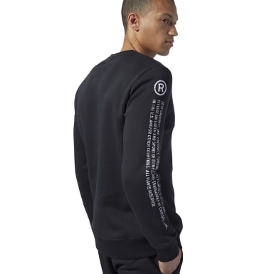 Reebok CrossFit® Sleeve Icons Crew