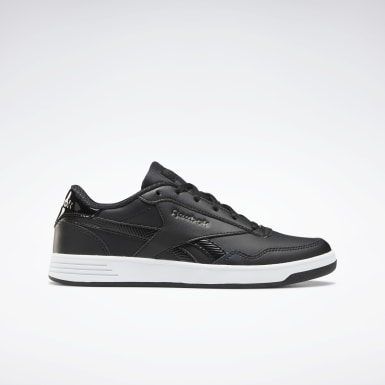 Women Classics Black Reebok Royal Techque T Shoes