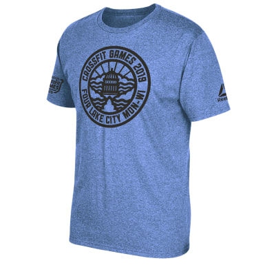 CrossFit® Games Madison Capitol Seal Tee