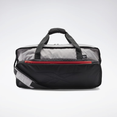Fitness & Training Grey Active Enhanced Grip Bag