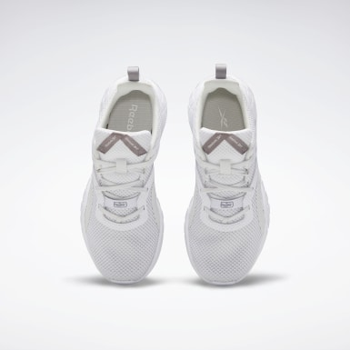 Women Fitness & Training White Mega Flexagon Shoes