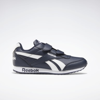 Boys Classics Blue Reebok Royal Classic Jogger 2.0 Shoes