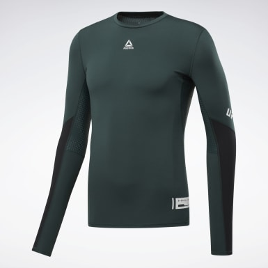 Лонгслив UFC FW LS COMPRESSION TOP