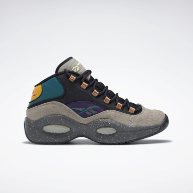 Men Classics Nice Kicks Question Mid Shoes