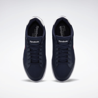 Classics Blue Reebok Vector Smash Shoes
