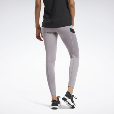 Kvinder Yoga Workout Ready Mesh Tights