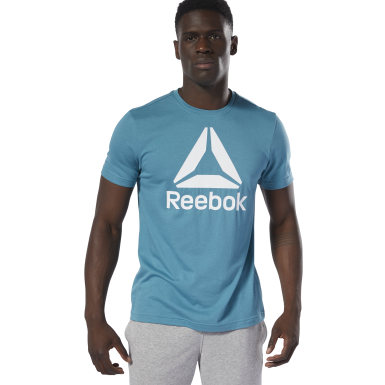 Men Training Turquoise QQR- Reebok Stacked