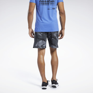 Short Speedwick Speed Nero Uomo Fitness & Training