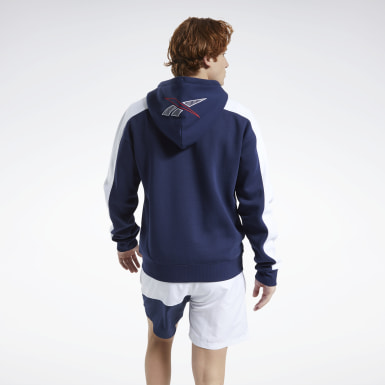 Men Classics Blue Classics Team Sports Hoodie