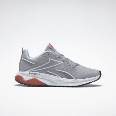 Women Running Grey Liquifect Sport Shoes