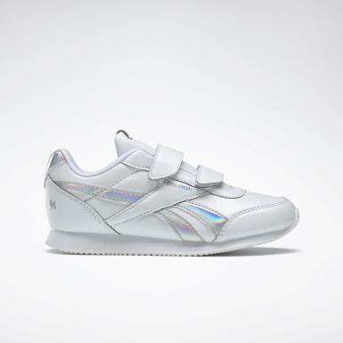 Kids Classics White Reebok Royal Classic Jogger 2.0 Shoes