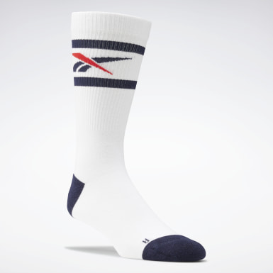 Classics White Classics Team Sports Socks