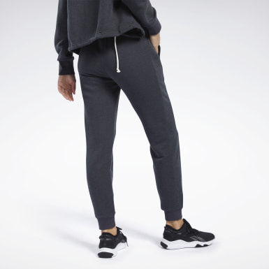 Pantaloni Training Essentials Logo Nero Donna Fitness & Training