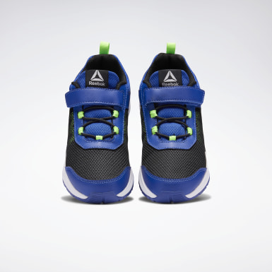 Boys Running Blue Reebok Road Supreme Alt Shoes - Preschool