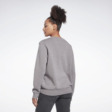 Women Classics Classics Washed Crew Sweatshirt