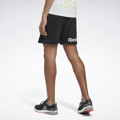 Shorts Running Essentials Negro Hombre Running