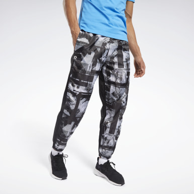 Men Fitness & Training Black MYT Jogger Pants