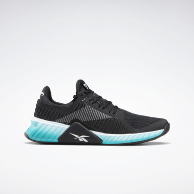 Men Training Black Flashfilm Trainer Men's Training Shoes