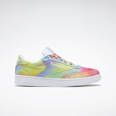 Classics Multicolour Club C 85 Pride Shoes