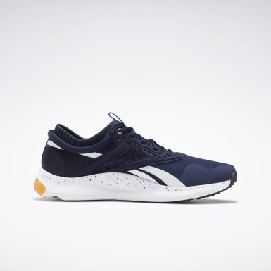Men Fitness & Training Blue Reebok HIIT Shoes